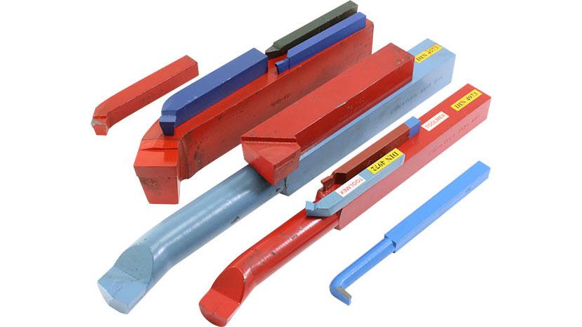 Brazed Carbide Turning Tools